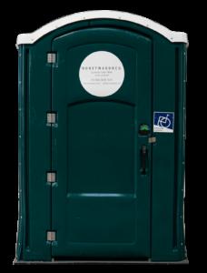 Plastic Toilet Rent Accessible