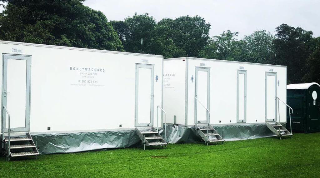 Event Toilet Hire