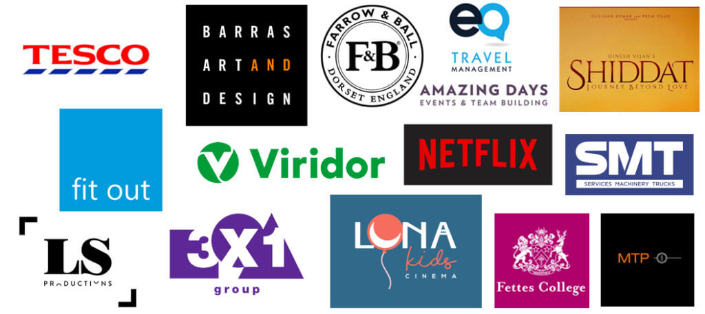 Logos Our Customers